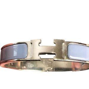 Hermès H Bracelet size GM